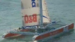 BBC Action: Kingfisher 2 , Formula 1 of Sailing - Ellen MacArthur: Eye of the Storm
