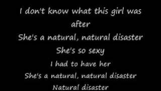 Natural Disaster (With Lyrics) - Plain White T's