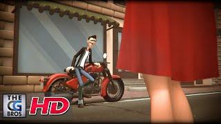 "CGI 3D Animated Short: ""Words In Progress""  - by Stephanie Maalouf"