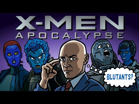 Xxx Mp4 X Men Apocalypse Trailer Spoof TOON SANDWICH 3gp Sex