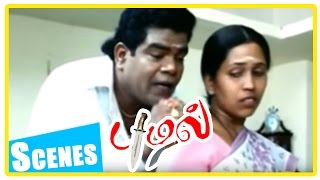 Puzhal Tamil Movie | Scenes | Mano's mother commits suicide | Mano arrested