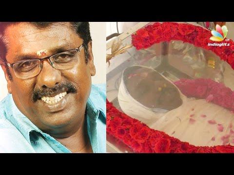 R.I.P - Unnai Ninaithu fame actor cum director Balu Anand passes away | Tamil Cinema News