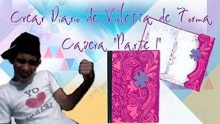 Hacer Diario de Violetta de forma Casera (parte 1)