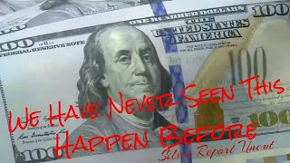 This Has Never Happened Before In The Stock Market or U.S. Economy! - Economic Collapse News