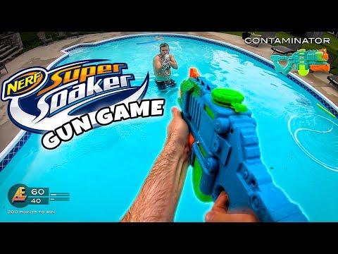 Xxx Mp4 NERF GUN GAME SUPER SOAKER EDITION Nerf First Person Shooter 3gp Sex
