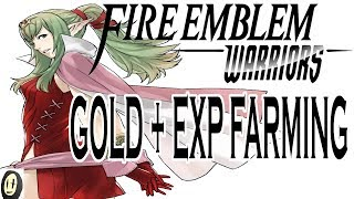 Fire Emblem Warriors - Gold/EXP Farming