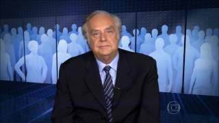 ARNALDO JABOR comenta a Operação de Caça à Lava-jato