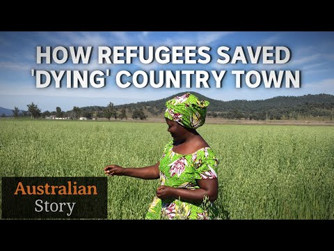 The social experiment of African refugees in outback Australia