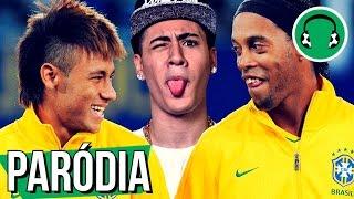 ♫ OLHA A EXPLOSÃO (de Dibres)   Paródia de Futebol - MC Kevinho