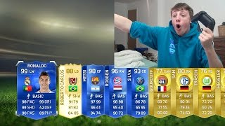GREATEST FIFA PACK OPENING OF ALL TIME