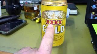 April 20 2012,,XXXX Gold Beer