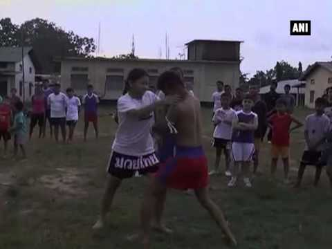 Xxx Mp4 Young Boys And Girls Learn Self Defence Techniques In Jorhat 3gp Sex