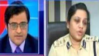 Arnab speaks to DIG Roopa | Republic TV