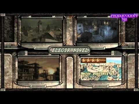 WESKER TRUCO PARA JUGAR EN RESIDENT EVIL 4 PARA VIDEO JUEGO PC MAS INTRO
