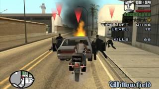 GTA San Andreas Vigilante Mission Part 2 (of 2)