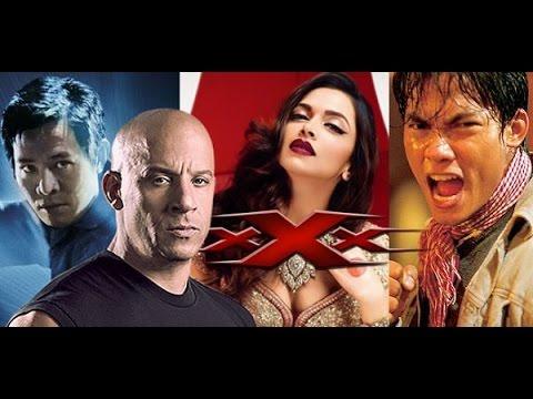 xXx  Return of Xander Cage  Official Hindi Trailer #2 2017Deepika Padukone Mov