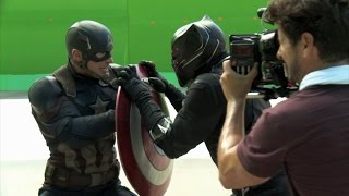 'Captain America: Civil War' Behind the Scenes