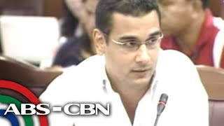 Locsin curses at Smartmatic official (raw video)