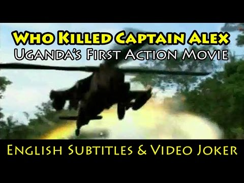 Xxx Mp4 Who Killed Captain Alex Uganda S First Action Movie English Subtitles Video Joker Wakaliwood 3gp Sex