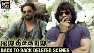 Irudhi Suttru Tamil Movie | Back-to-Back Deleted Scenes | R Madhavan | Ritika Singh | Sudha Kongara