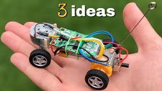 3 incredible ideas for Fun or Amazing DIY Toys