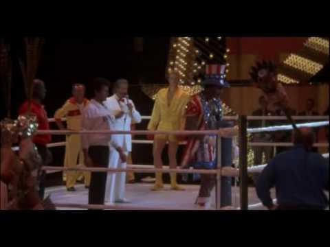 Rocky 4 - Apollo's Last Fight - Classic Film / Movie Boxing Match