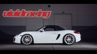 Porsche 981 Boxster Test Drive with Agency Power Exhaust