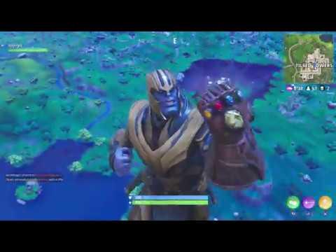 Xxx Mp4 Fortnite Thanos Gameplay 3gp Sex