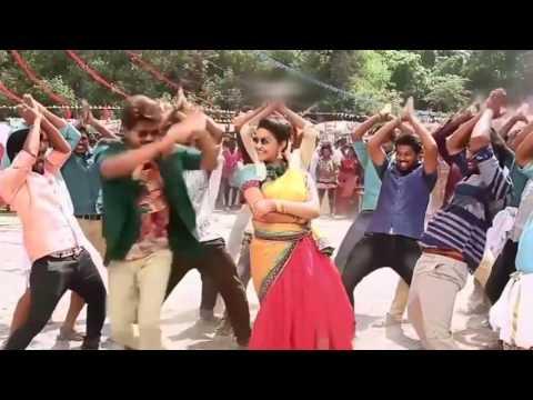 Bairavaa making video song