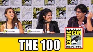 THE 100 Comic Con 2017 Panel - Season 5, News & Highlights