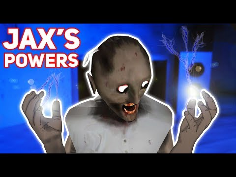 Download Lagu Tiny Granny LEARNS ABOUT HER NEW POWERS!!! (Jax Has Powers!) | Granny The Mobile Horror Game (Story) MP3