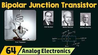 Introduction to Bipolar Junction Transistors (BJT)
