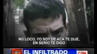 C5N - POLICIALES: EL INFILTRADO