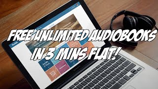 How To Get FREE Audiobooks - Any Audiobook in 3 mins flat!