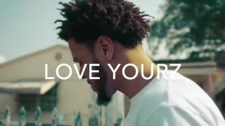 J. Cole - Love Yourz Music Video (Clean) [With Lyrics]