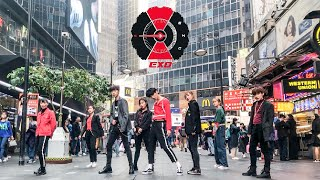[Kpop In Public Challenge] EXO(엑소) - Tempo(템포) Dance Cover By SNDHK