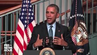 Watch President Obama speak on criminal justice reform at Rutger