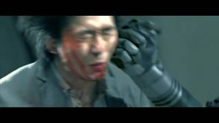 The Bodyguard 2016 Fight Scene 7