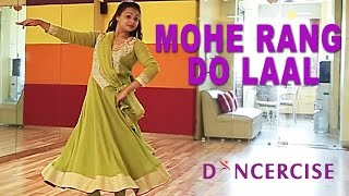 Mohe rang do laal | Bajirao Mastani | dance choreography by Aditi