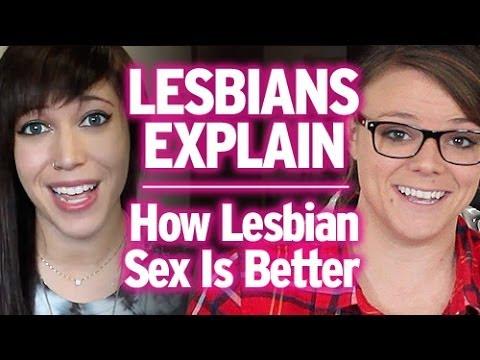 Lesbians Explain : How Lesbian S*x Is Better