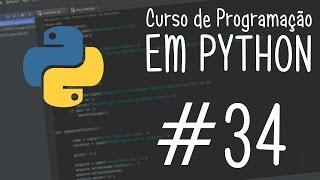 Curso de Programação em Python - Aula 34 Método Contrutor