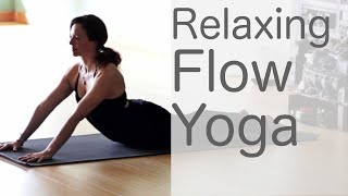 Free Yoga Class Fun Relaxing Evening Flow: With Fightmaster Yoga