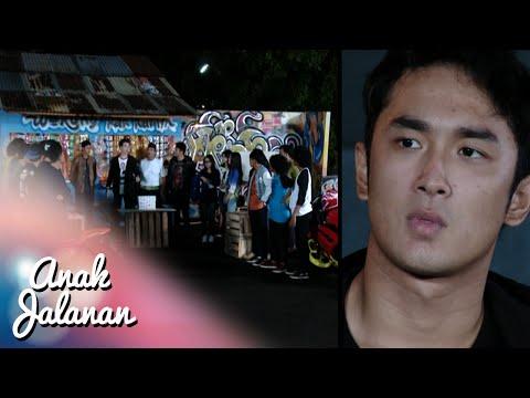 Akhirnhya Haikal Jadi Ketua Club Anak Jalanan [Anak Jalanan] [16 jan 2016]