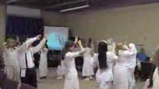 Messianic Dance: Adonai - Passover 2008