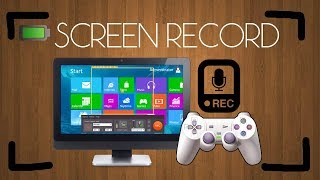 HOW to SCREEN RECORD Computer! [OBS DOWNLOAD]