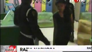 Saat Razia Narkoba, Seorang Oknum Guru Tengah Berbuat Mesum Di Hotel