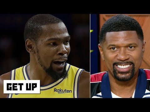 Jalen Rose There's a lot of truth to KD's Warriors comments Get Up