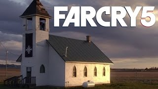 Far Cry 5 - Alle 4 Teaser: Welcome to Hope County, Montana