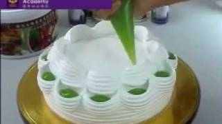 Quenary Academy Clay art cakes decoration 陶艺蛋糕装饰 4 - YouTube.mp4