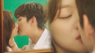 유승호♥조보아, 미뤄왔던 입맞춤 '참아왔던 키스' 《My Strange Hero》 복수가 돌아왔다 EP10